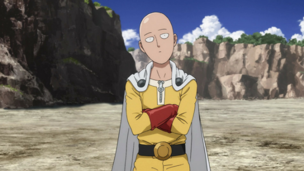 strongest characters in One Punch Man.