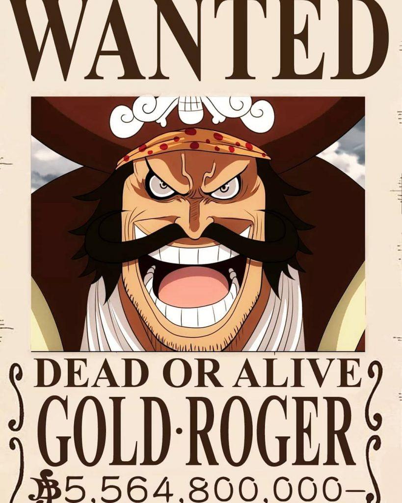 Gol D. Roger Bounty
