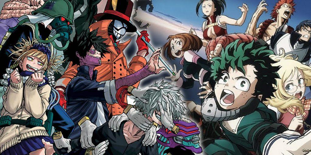 My Hero Academia Chapter 259
