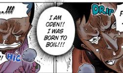 One Piece Manga 972