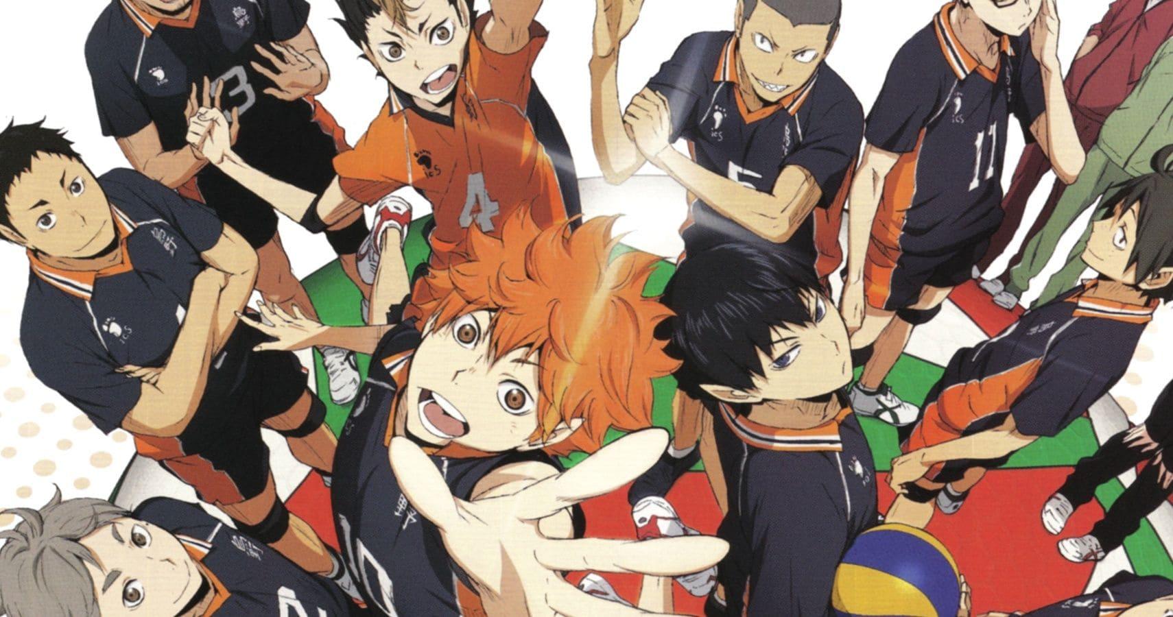 3 Best Sites To Read Haikyuu Manga Legally Online