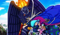 One Piece Manga 975