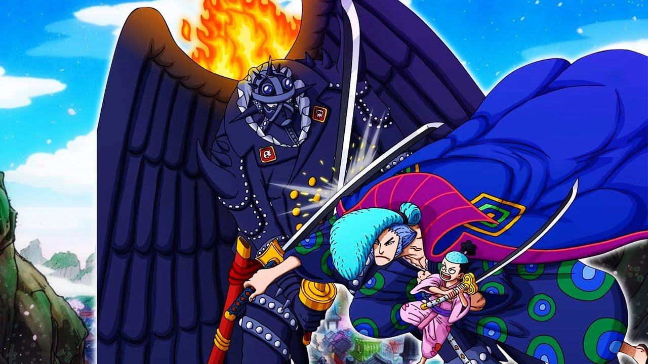 Read One Piece 975 Spoilers One Piece Manga 975 Raw Scans