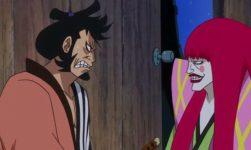 One Piece manga 974
