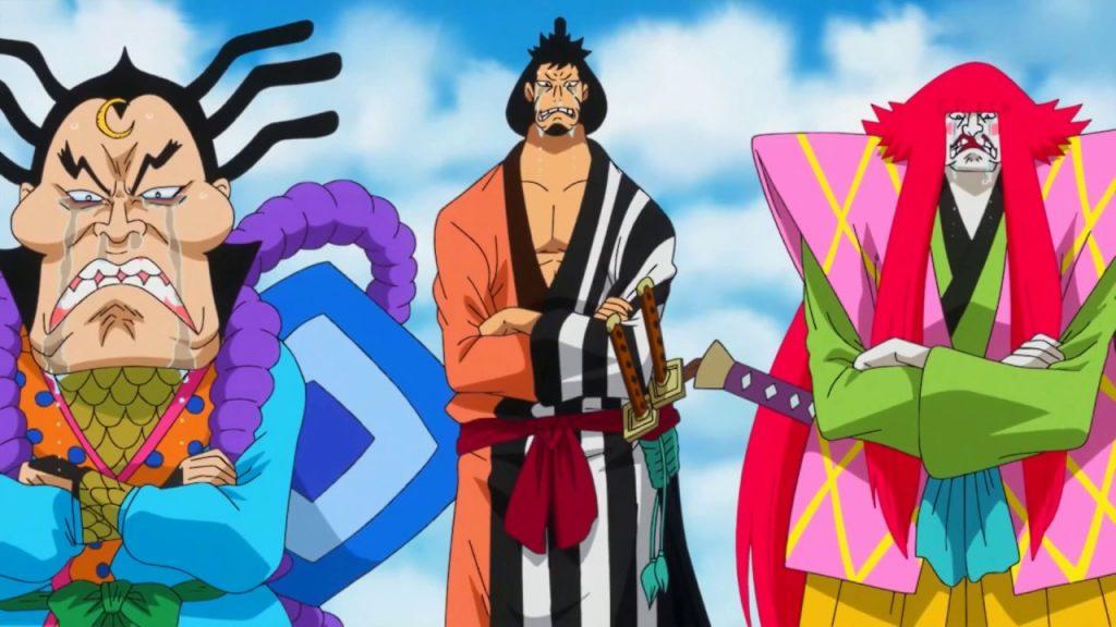 One Piece traitor