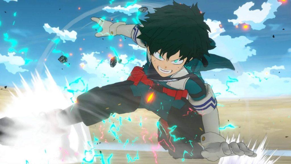 boku no hero academia chapter 266