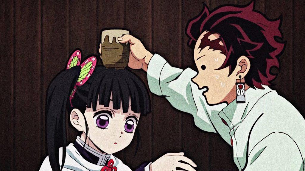 Kimetsu no yaiba Chapter 203
