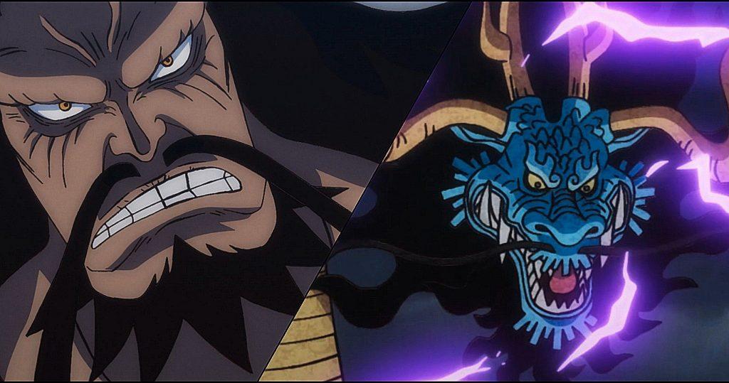 One Piece manga 977