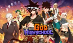 God Of High School Anime Release Date