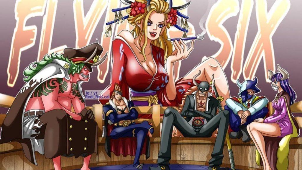 One Piece 982