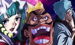 One Piece Manga 982