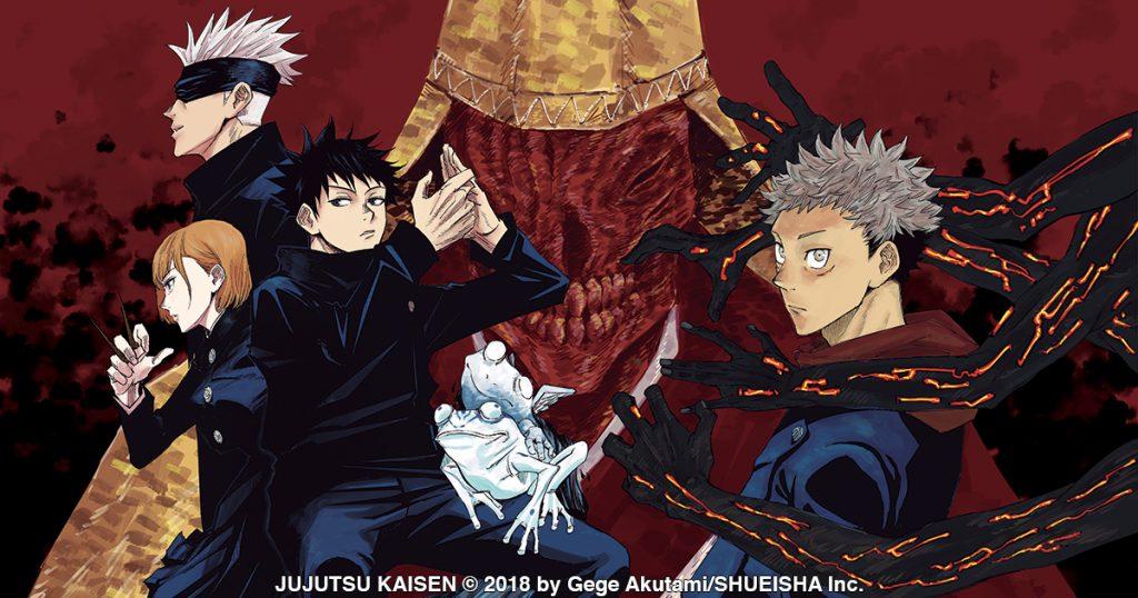 Jujutsu Kaisen Chapter 119