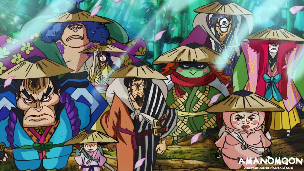 One Piece 987