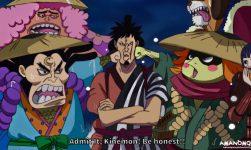 One Piece manga 988 Spoilers